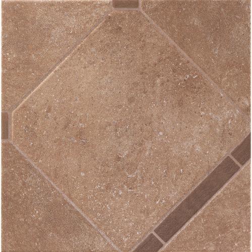 Louisse Brown Floor Tile 335mm x 335mm
