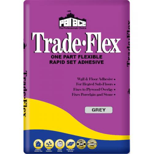 Trade Flex Wall and Floor Adhesive - Grey - 20kg