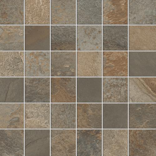 Prelude Brown Wall & Floor Tile Mosaic 300mm x 300mm