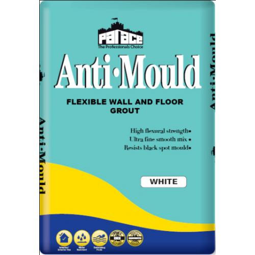 Anti-Mould Wall and Floor Grout 10kg
