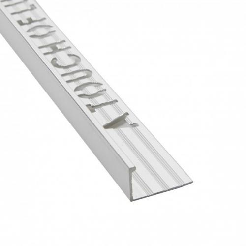 Tile Trim - Bright Silver Deluxe