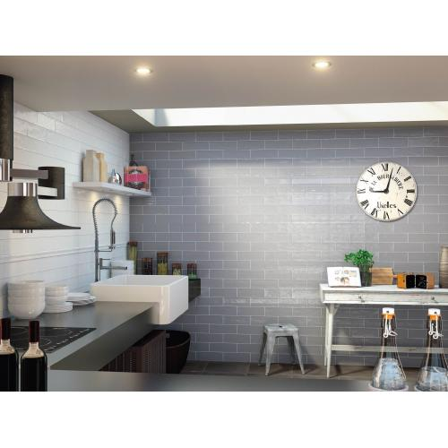 Bulever Grey Wall Tile 300mm x 100mm