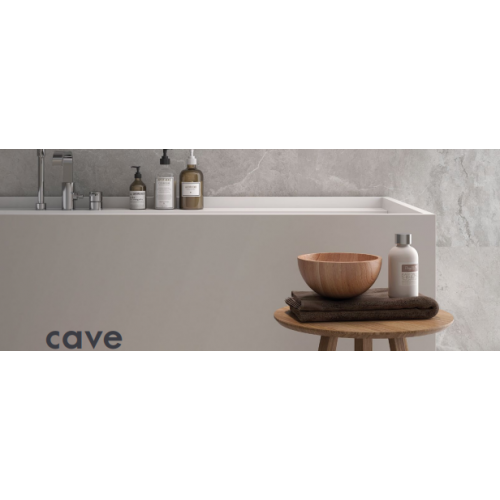 Cave Grey Porcelain Wall & Floor Tile 900mm x 450mm