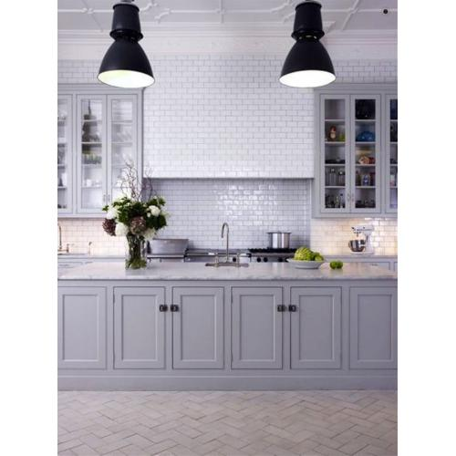 Biselado Light Grey Wall Tile 200mm x 100mm