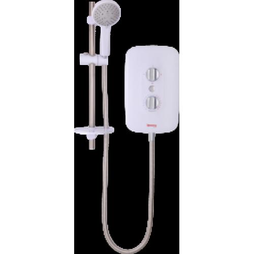 Redring Glow 8.5kw White Electric Shower