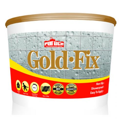 Gold Fix  Wall Adhesive - 10 litre