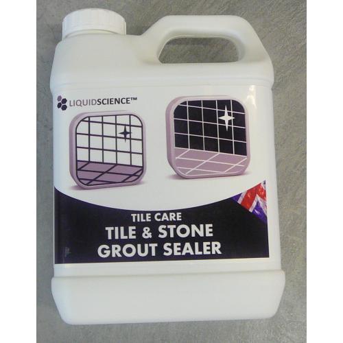 Tile & Stone Grout Sealer 1 ltr