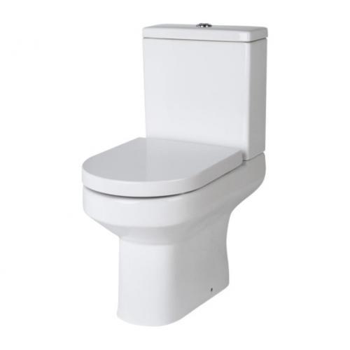 Harmony Round Toilet with Seat