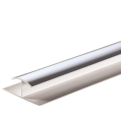 PVC H joint 2400mm x 10mm