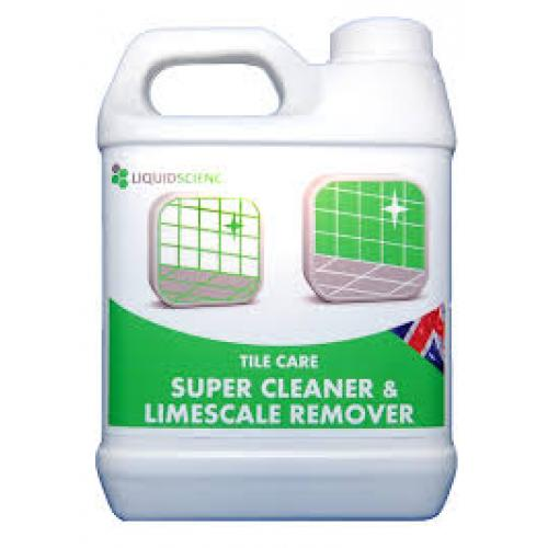 Super Cleaner & Limescale Remover 1 ltr