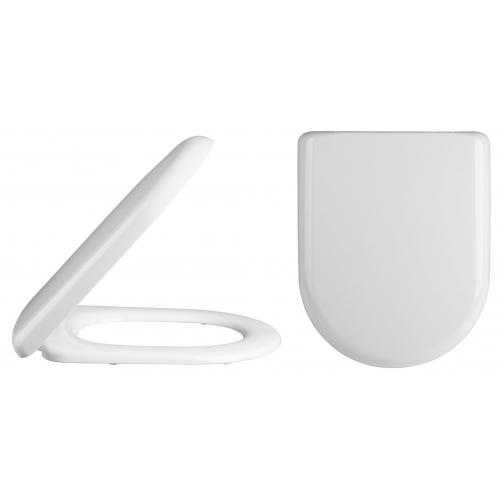 Toilet Seat - Luxury D Shape