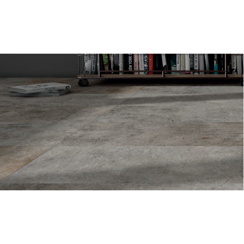 Rohan Grey Wall & Floor Tile 500mm x 1000mm