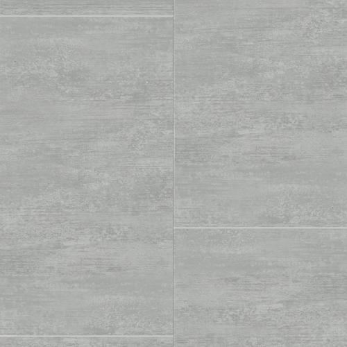 Smoked Grey Large Tile Effect PVC Wall Cladding - 2800mm x 400mm x 8mm