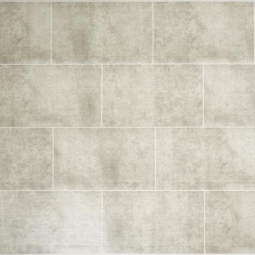 PVC Wall Cladding - Tile Effect Stone Grey 2800mm x 250mm x 8mm
